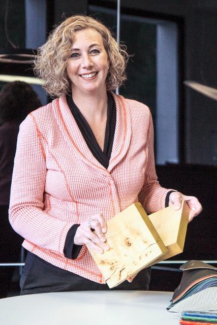 Anne Messing, Beraterin bei raum und form