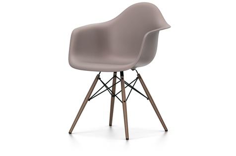 Eames Plastic Armchair : Vitra eames plastic armchair daw neue höhe mauve raum und