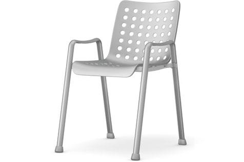 Vitra landi stuhl vitra by raum und form m nster for Stuhl designgeschichte