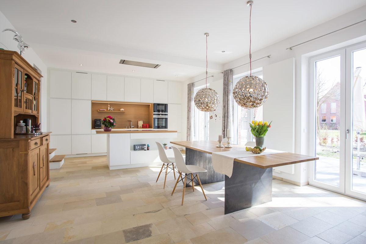 raum und form Referenzprojekt Küche und Innenausbau