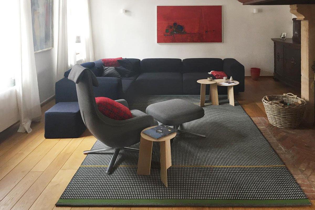 raum und form Referenzprojekt mit Vitra Soft Modular Sofa
